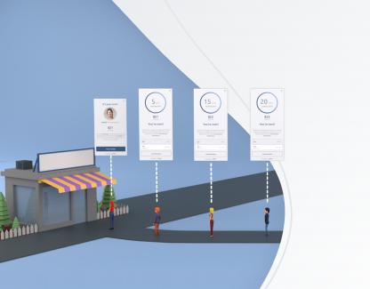 Servicios presenciales seguros y cómodos con la gestión de filas virtuales de TIMIFY