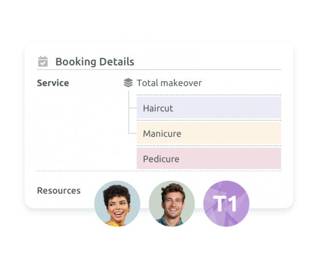 Service packages
