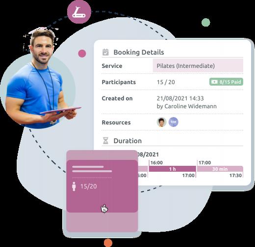 Diensten en middelen online boekbaar maken
