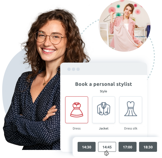 Treat customers to truly personalised services
