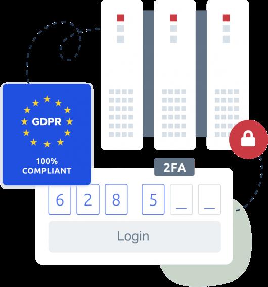 Seguridad de datos a todos los niveles